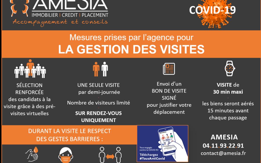 amesia mesure visite covid-19